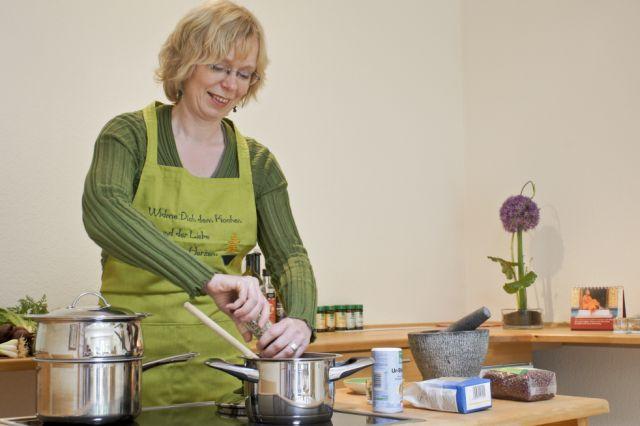 Kochschule in der Praxis
